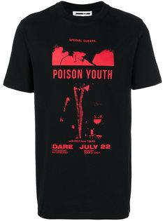 футболка Poison Youth McQ Alexander McQueen
