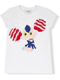 футболка Piro-Chen Fendi Kids