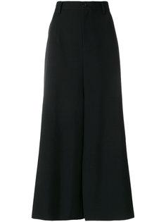 расклешенные брюки А-образного силуэта Junya Watanabe Comme Des Garçons
