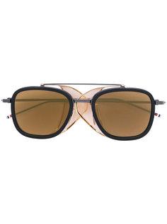 солнцезащитные очки TB-808 Thom Browne Eyewear