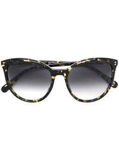 солнцезащитные очки с градиентными стеклами Stella Mccartney Eyewear