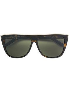 солнцезащитные очки COMBI SL 1 Saint Laurent Eyewear