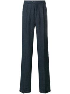 брюки свободного кроя Armani Collezioni