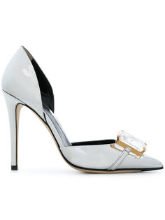 embellished pumps Marco De Vincenzo