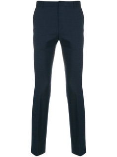 классические брюки кроя слим Boss Hugo Boss