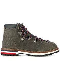 ботинки со шнуровкой Moncler