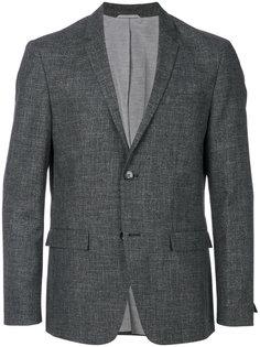 классический однобортный пиджак  Calvin Klein