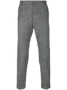 классические укороченные брюки Calvin Klein