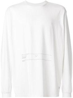 футболка с длинными рукавами Warehouse  Stampd