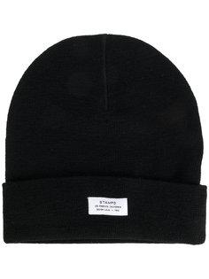 шапка с заплаткой с логотипом Stampd