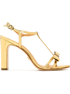 bow detail sandals Serpui