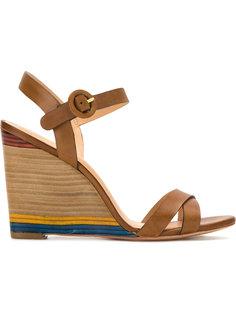 wedge sandals Serpui