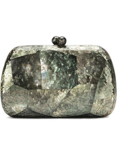 mother of pearl clutch Serpui