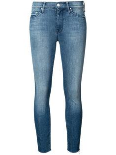 джинсы с завышенной талией Mother