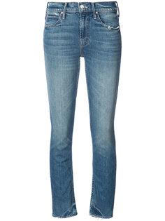 джинсы кроя скинни Mother