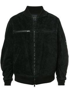 куртка-бомбер  с карманами на молнии Undercover