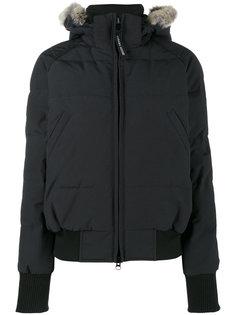 куртка-бомбер Savona Canada Goose