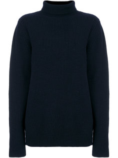 свитер с отворотом  A.P.C.