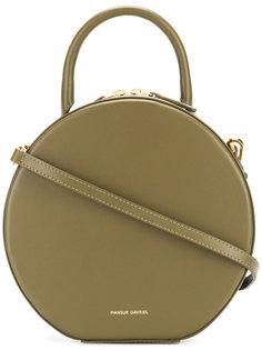 круглая сумка-тоут Mansur Gavriel
