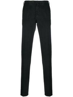 брюки-чинос стандартного кроя Incotex