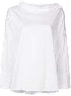 рубашка асимметричного кроя Stefano Mortari
