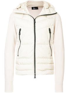 куртка-пуховик на молнии Moncler Grenoble