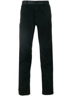 брюки прямого кроя Maharishi