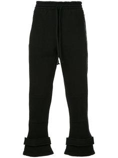 укороченные спортивные брюки 424 Fairfax