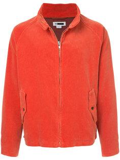 вельветовая куртка на молнии H Beauty&Youth