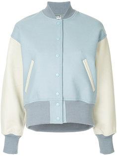 куртка-бомбер дизайна колор-блок H Beauty&Youth