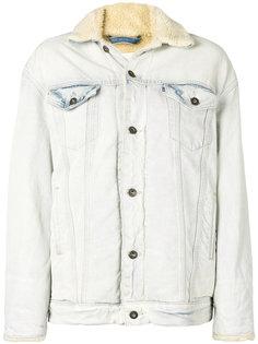 джинсовая куртка с флисовой подкладкой  Levis Levis®