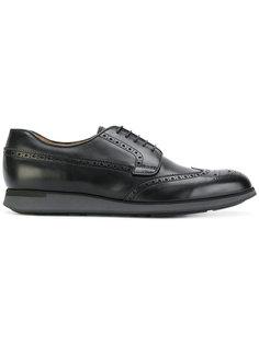ботинки Дерби с вышивкой Churchs