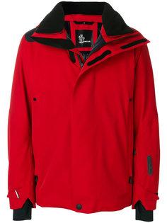 стеганое пальто Moncler Grenoble