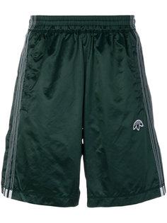 спортивные брюки с вышивкой логотипа Adidas Originals By Alexander Wang