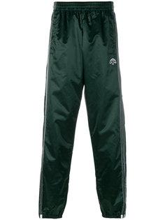 спортивные брюки с полосками Adidas Originals By Alexander Wang