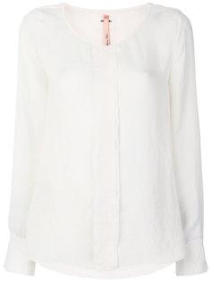 блузка с круглым вырезом Marc Cain