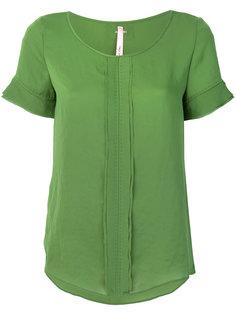 блузка с короткими рукавами Marc Cain