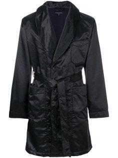 пальто-халат с поясом Engineered Garments
