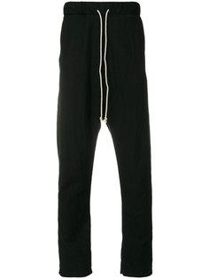брюки с заниженной проймой Poème Bohémien