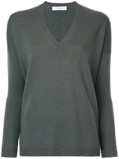 свитер с V-образным вырезом Cruciani
