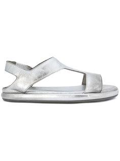 сандалии на флатформе Marsèll