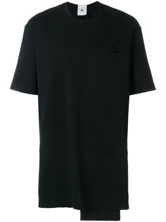 футболка с нагрудным карманом Lost & Found Rooms