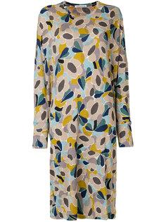 платье с цветочным узором  Minä Perhonen