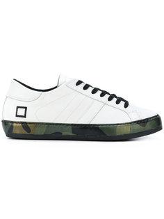 кроссовки со шнуровкой D.A.T.E.