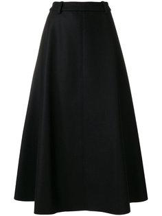 расклешенная трикотажная юбка Aalto