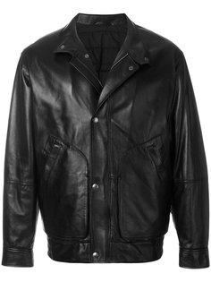 куртка на кнопках Lemaire