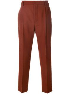 классические брюки-чинос Lemaire