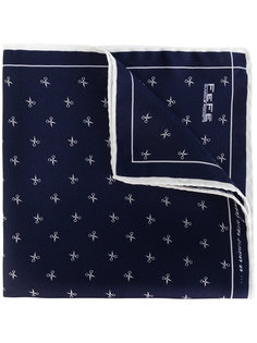 платок с принтом Fefè