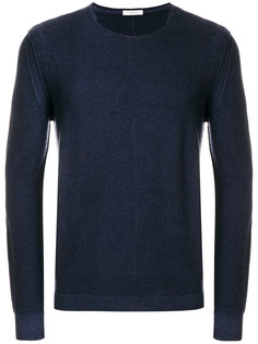 свитер с фигурным вырезом Paolo Pecora