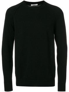 свитер с узором на спине Paolo Pecora